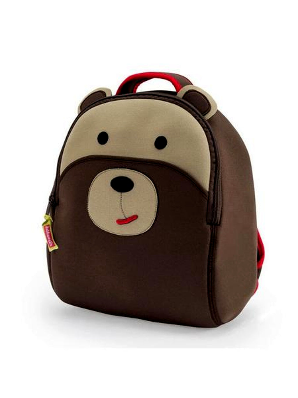 Dabbawalla Kid's Backpacks - Brown Bear