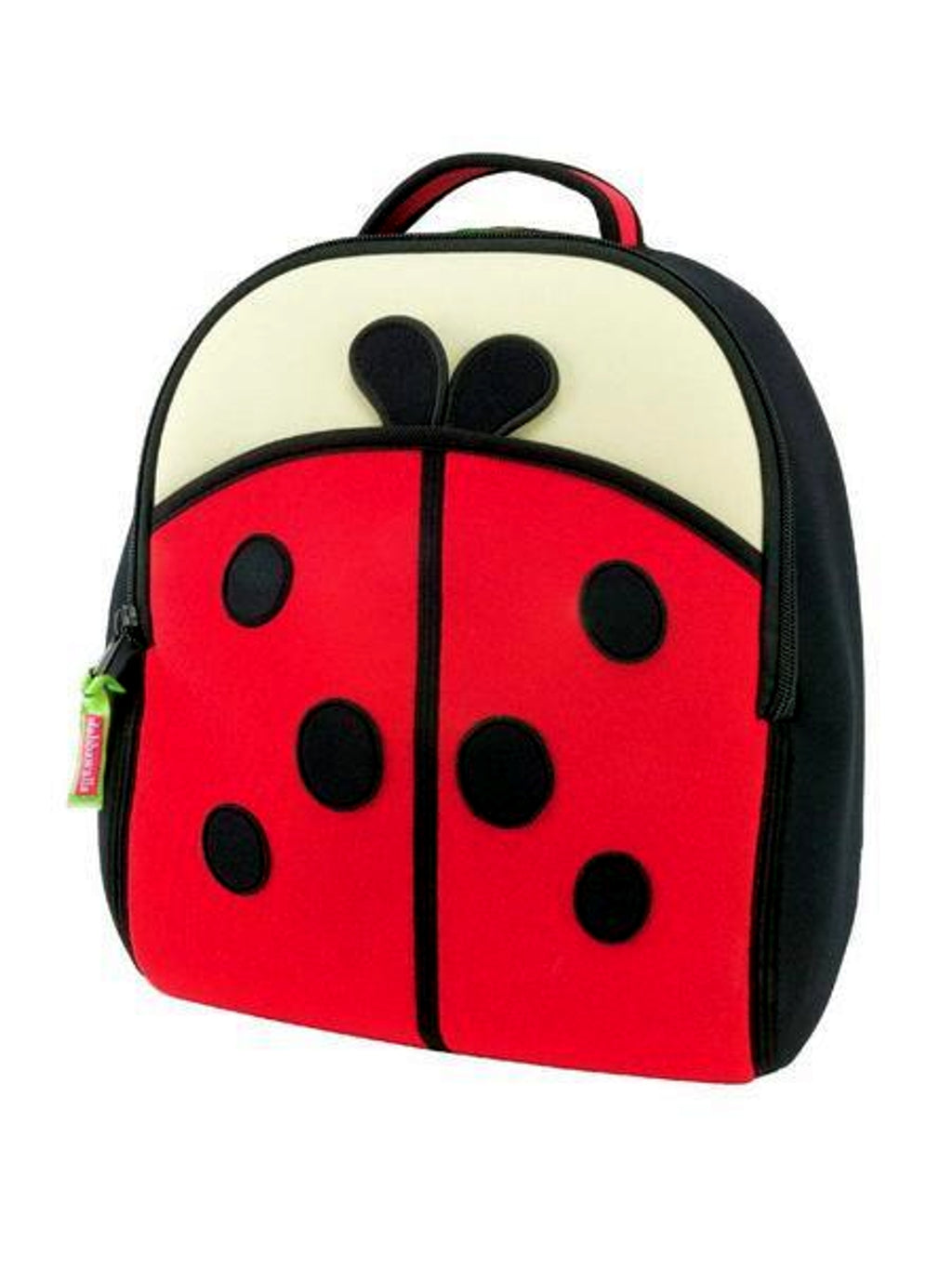 Dabbawalla Kid's Backpacks - Ladybug