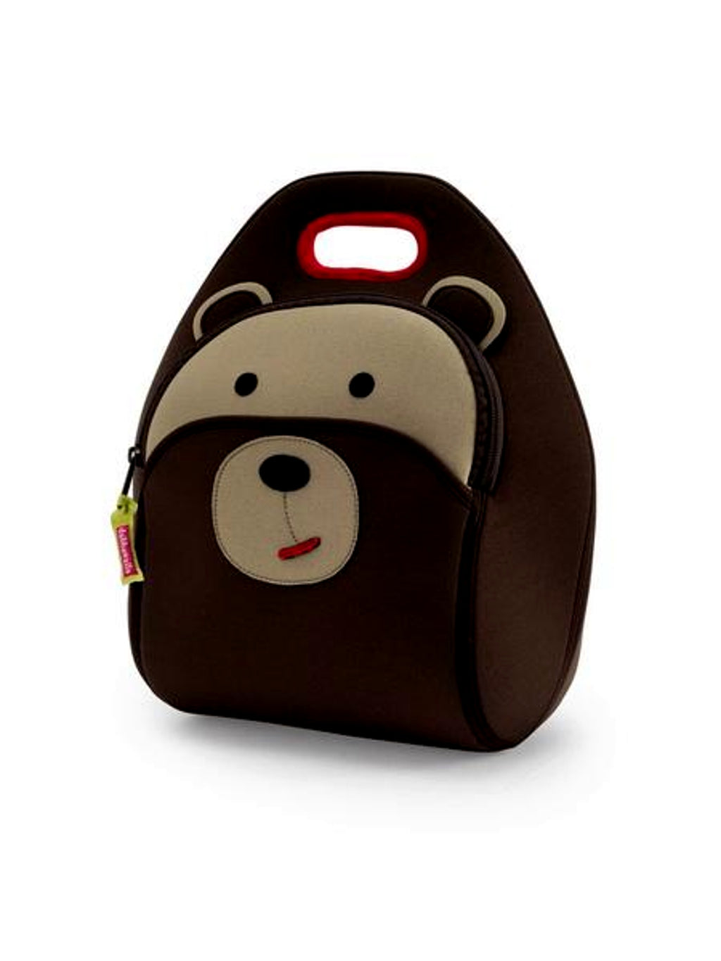 Dabbawalla Kid's Lunch Bags - Brown Bear
