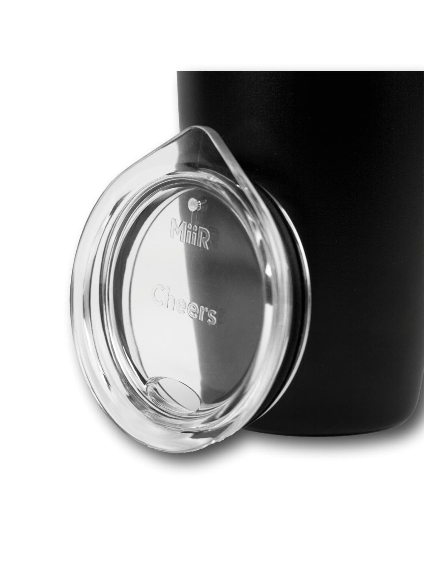 Vacuum Insulated Tumbler with Lid - 6 oz