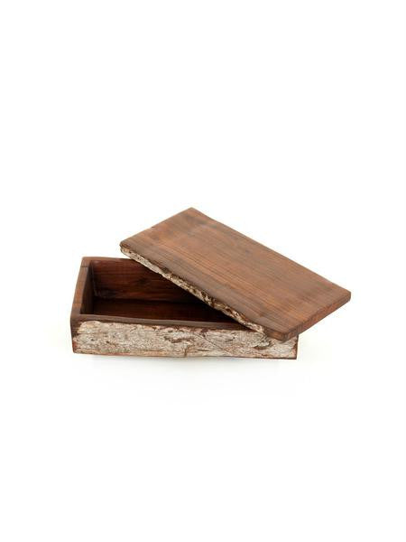 Mozambican Sandalwood Bark Boxes
