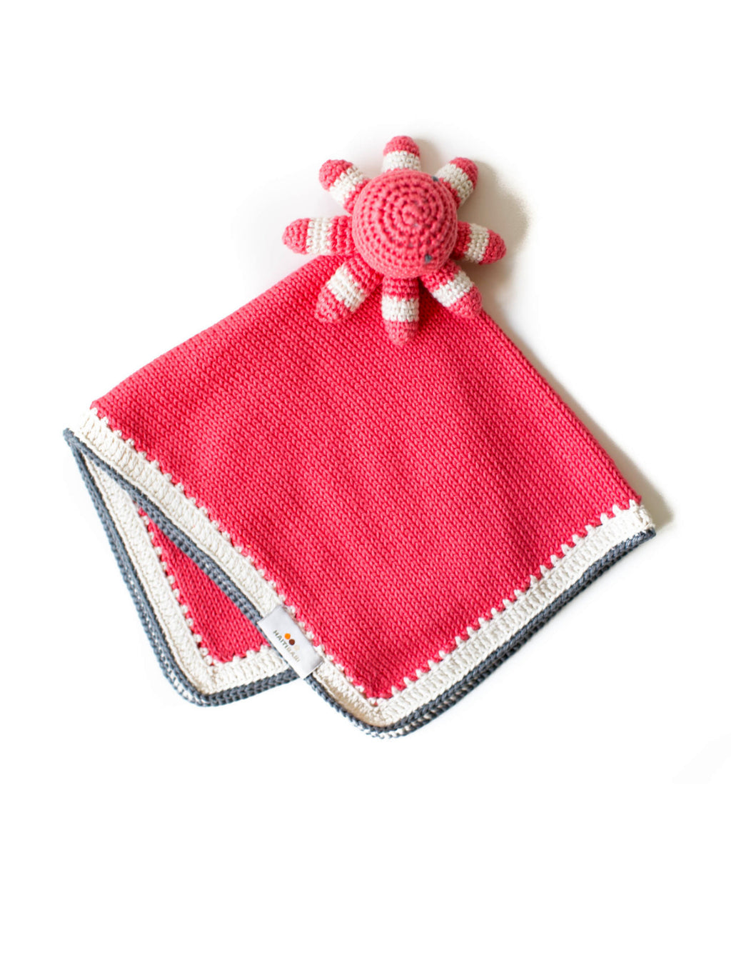 Octopus Baby Lovie Blanket