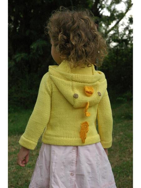 Organic Cotton Chickie Sweater