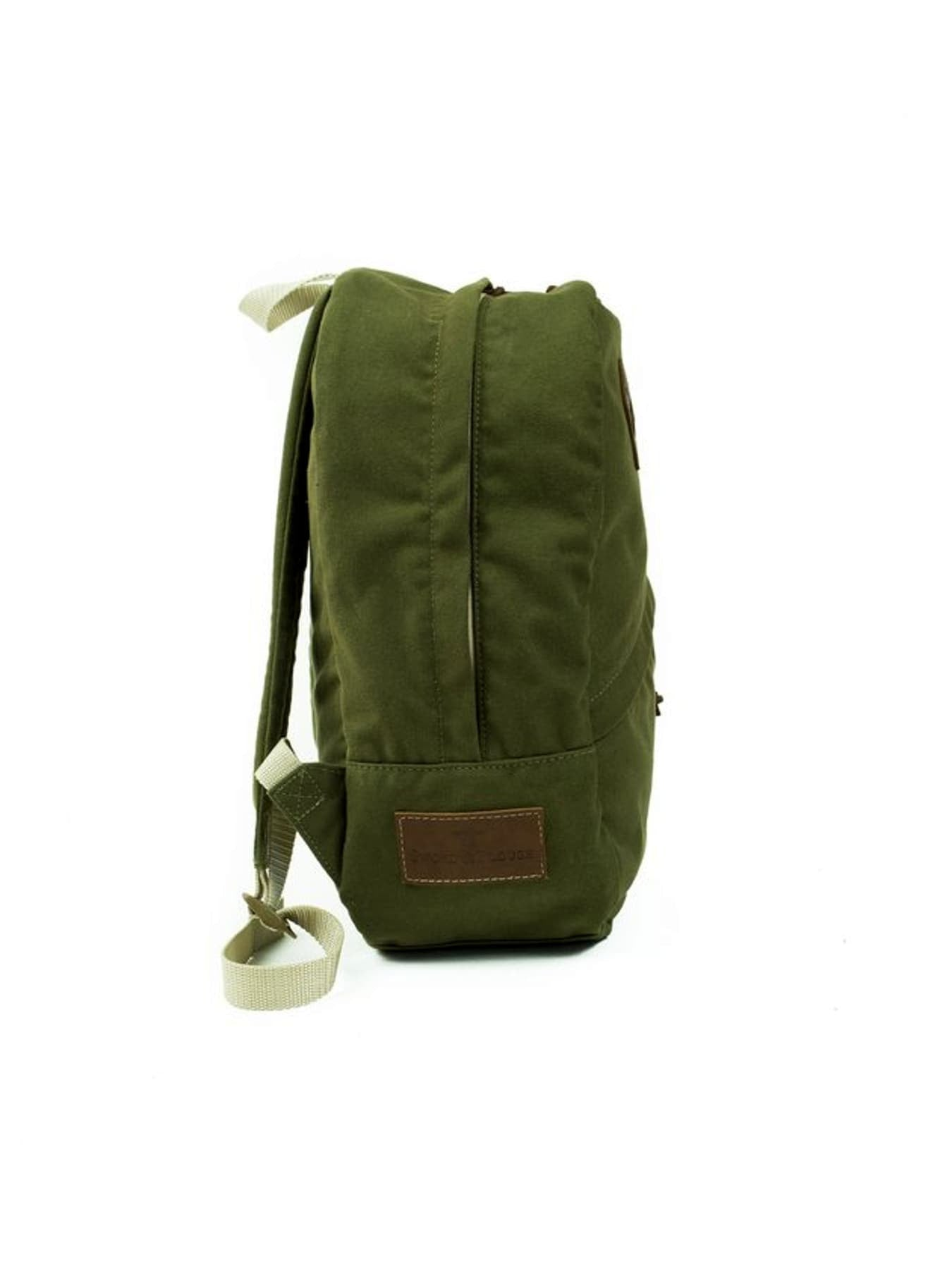 Green Canvas Field Pack