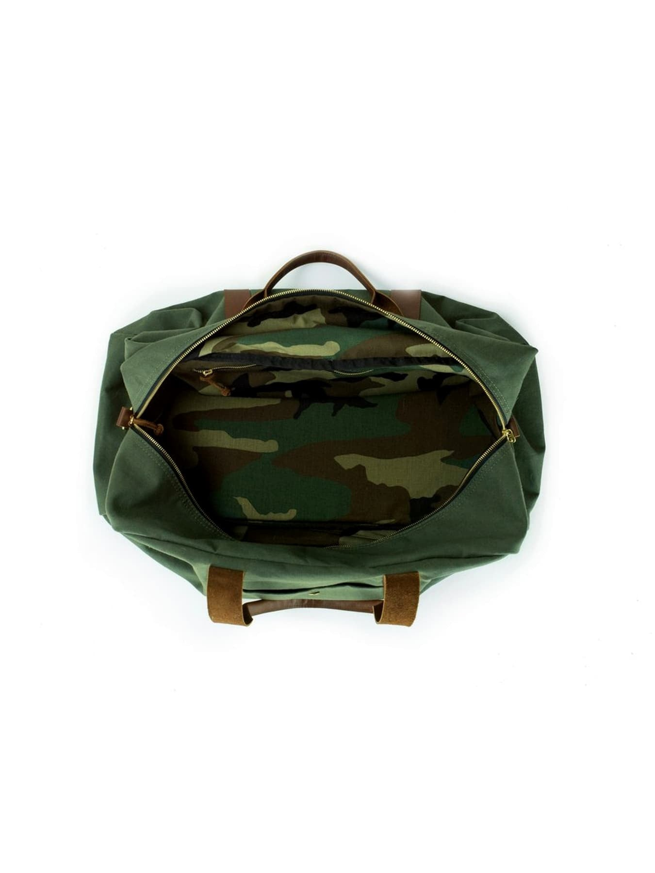 411571b0a22 Green Water Resistant Duffle Bag   Fair Trade   Shopping for a Change