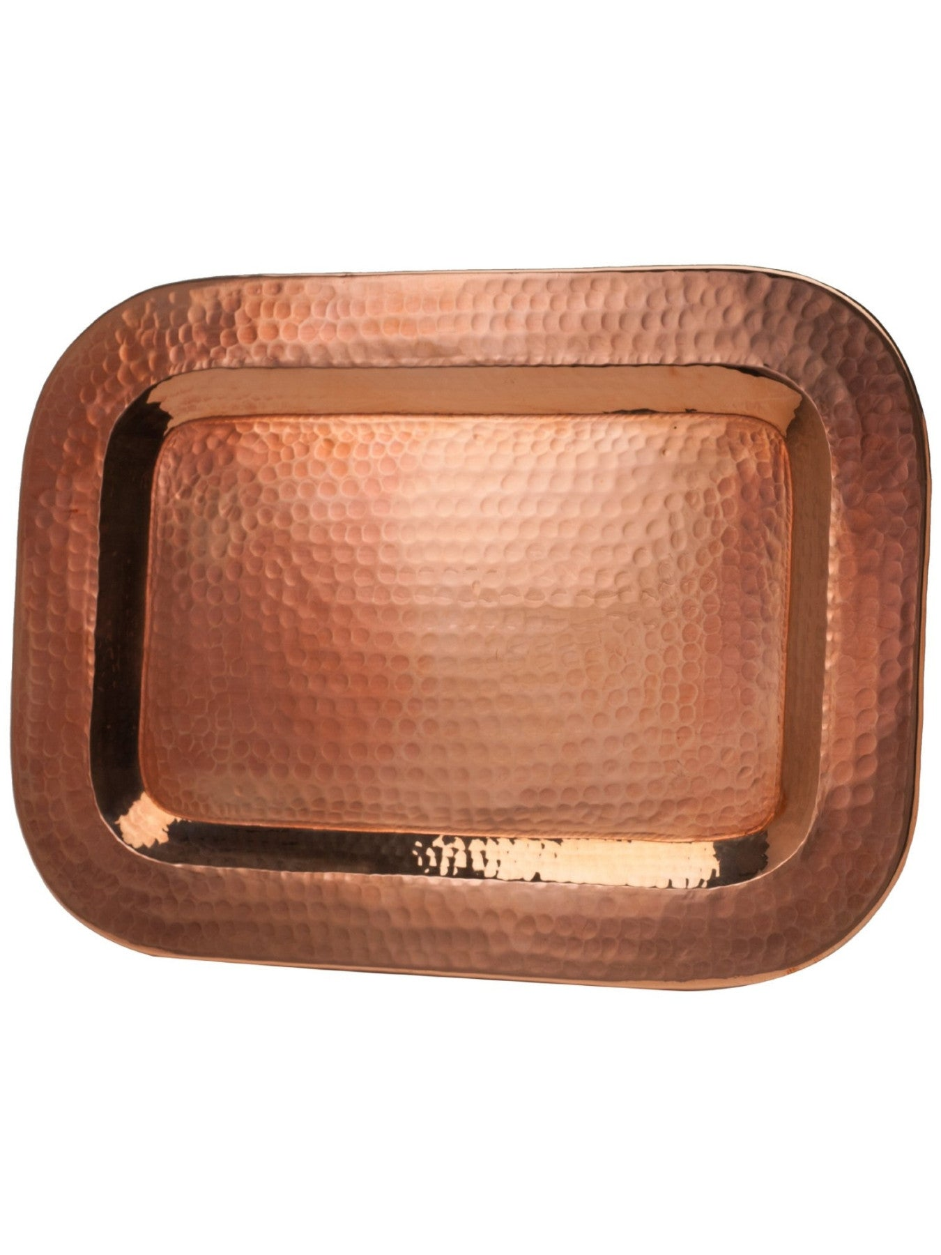 Copper Thessaly Rectangle Platter - SPECIAL ORDER