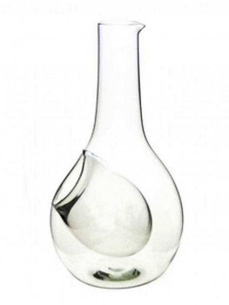 Wine Cooler Decanter-Recycled Glass