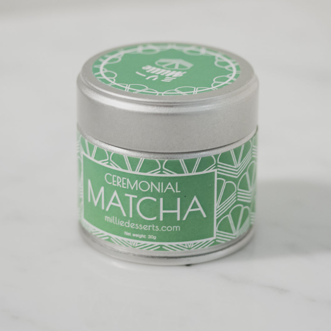 Ceremonial Matcha Tin