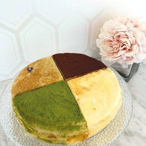 Crepe Cake - 4 Flavours