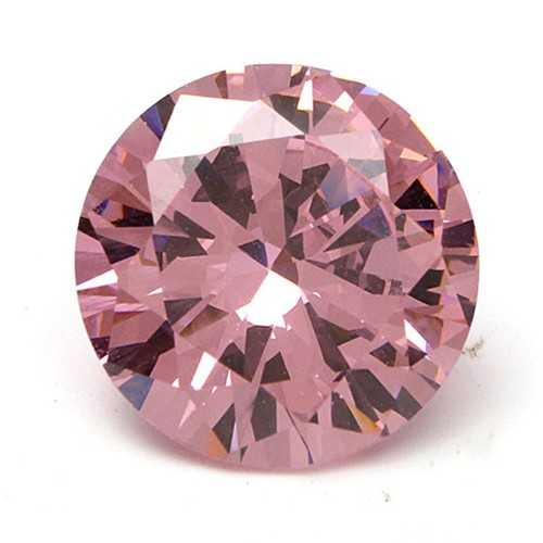 14mm Pink Sapphire Drop Precious Cabochon DIY Making Crystal