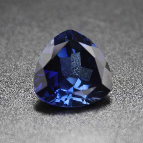 10mm Tanzanite Zircon Loose Artificial Gemstone DIY Jewelry Decoration