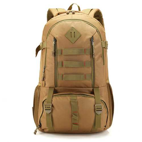 50 L Big Capacity Backpack Outdoor Waterproof Nylon Men's Backpack Sports Bags