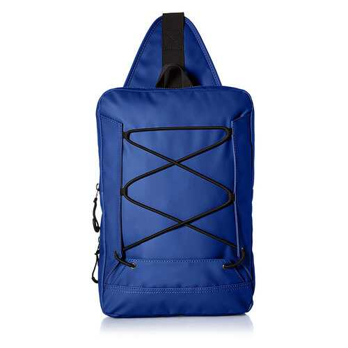 Buxton Thor Sling Waterproof Utility Hiking Daypack Backpack Blue