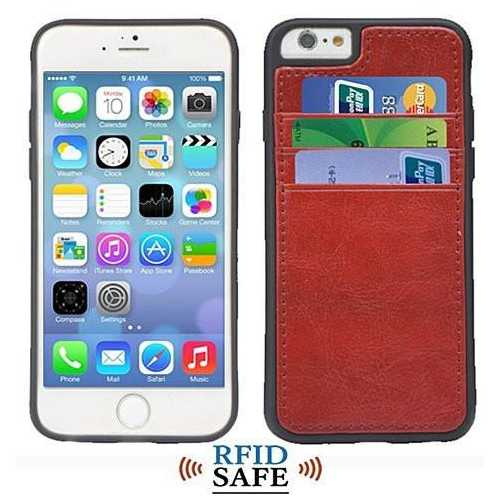 iPhone 7 Smart Case And RFID Secure Wallet In 7 Colors