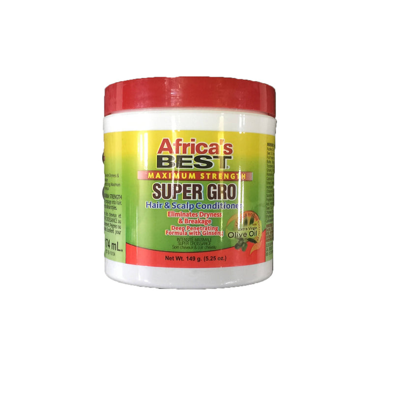 Africa's Best Maximum Strength Hair & Scalp Conditioner
