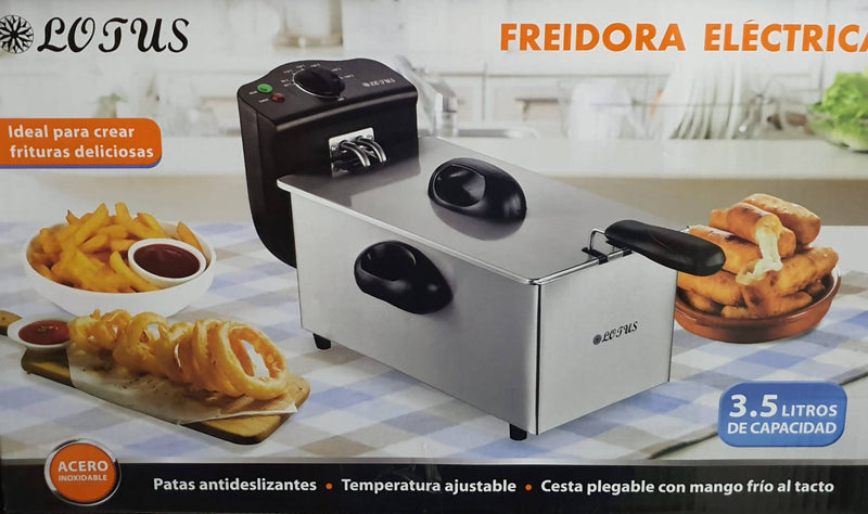 Lotus Deep Fryer