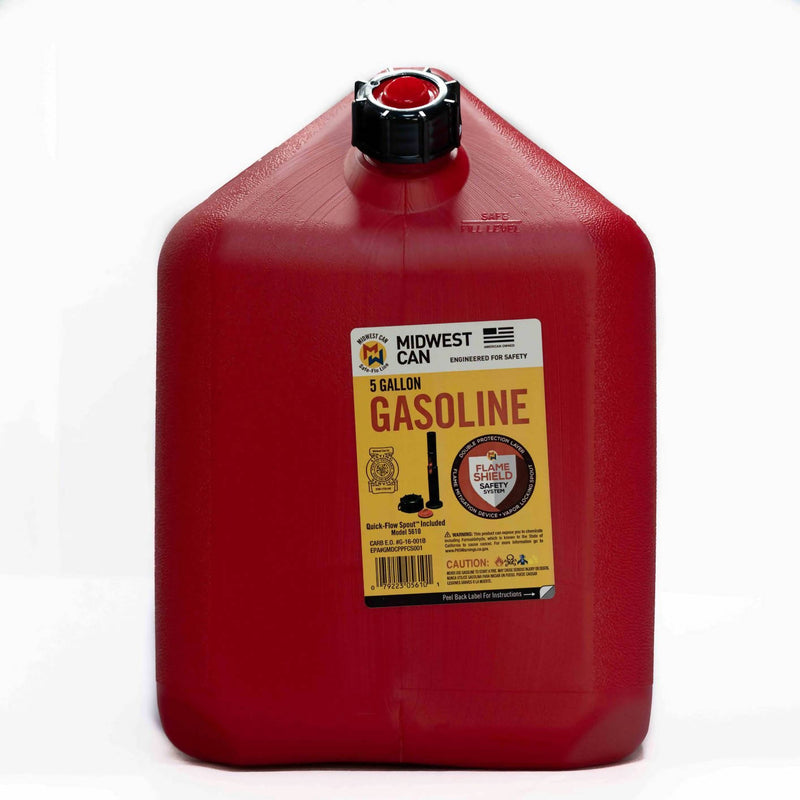 5 Gallon Gasoline Jerry Can