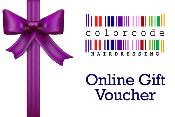Colorcode - Online Gift Voucher