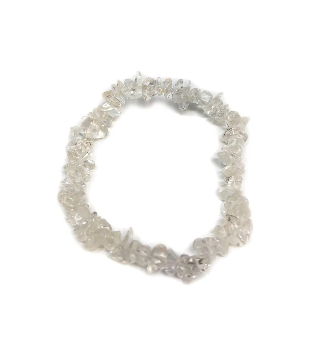 Clear Crystal Bracelet