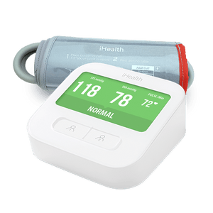 iHealth Clear Wireless Blood Pressure Monitor