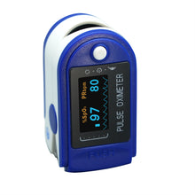 Load image into Gallery viewer, iHealth wired fingertip pulse oximeter front view