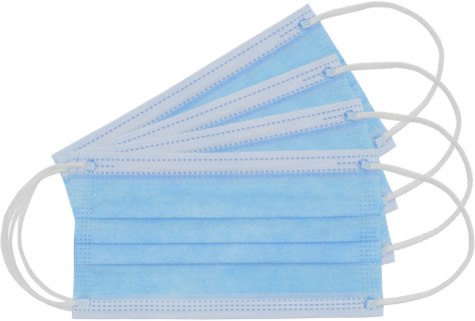 Livocare Medical Quality Disposable Mask (50 masks per box). – iHealth Labs Inc
