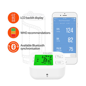iHealth Track - Connected Blood Pressure Monitor