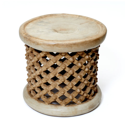 Bamileke Table Medium Blonde
