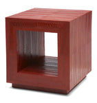 Ostrich Cube Side Table