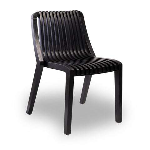 Radius Black Dining Chair