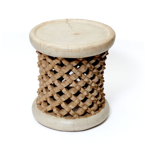 Bamileke Table Small Blonde