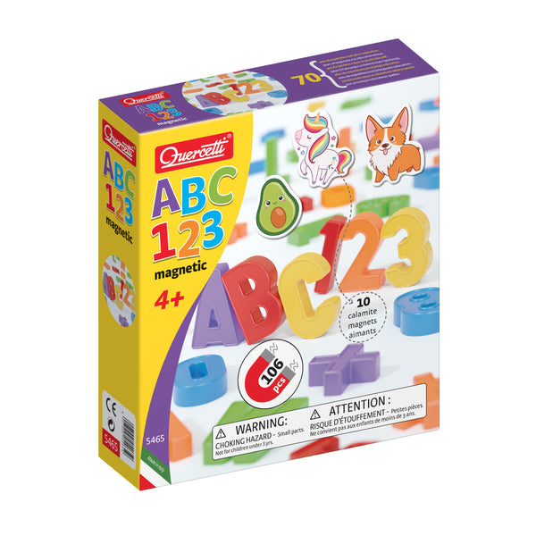 ABC 123 Magnetic