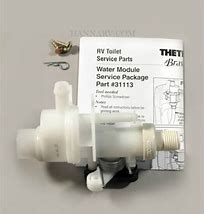 Thetford 31113 Bravura Toilet Water Module Service Package*