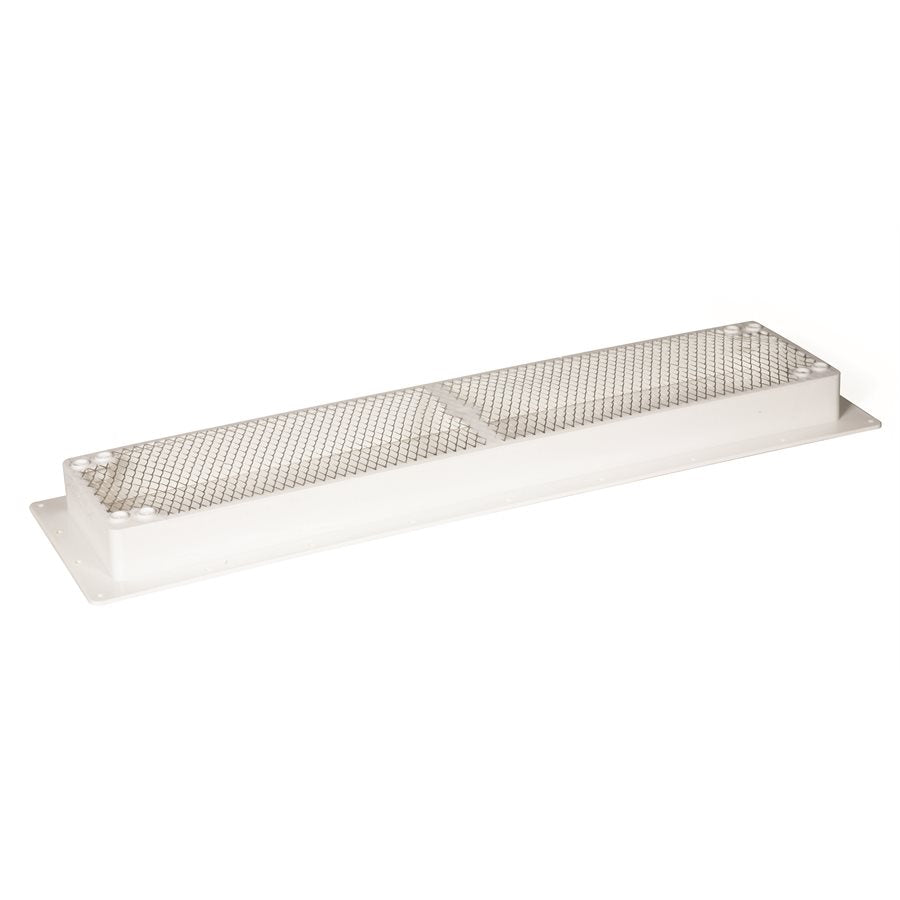 Refrigerator Vent Base - Base Only, White