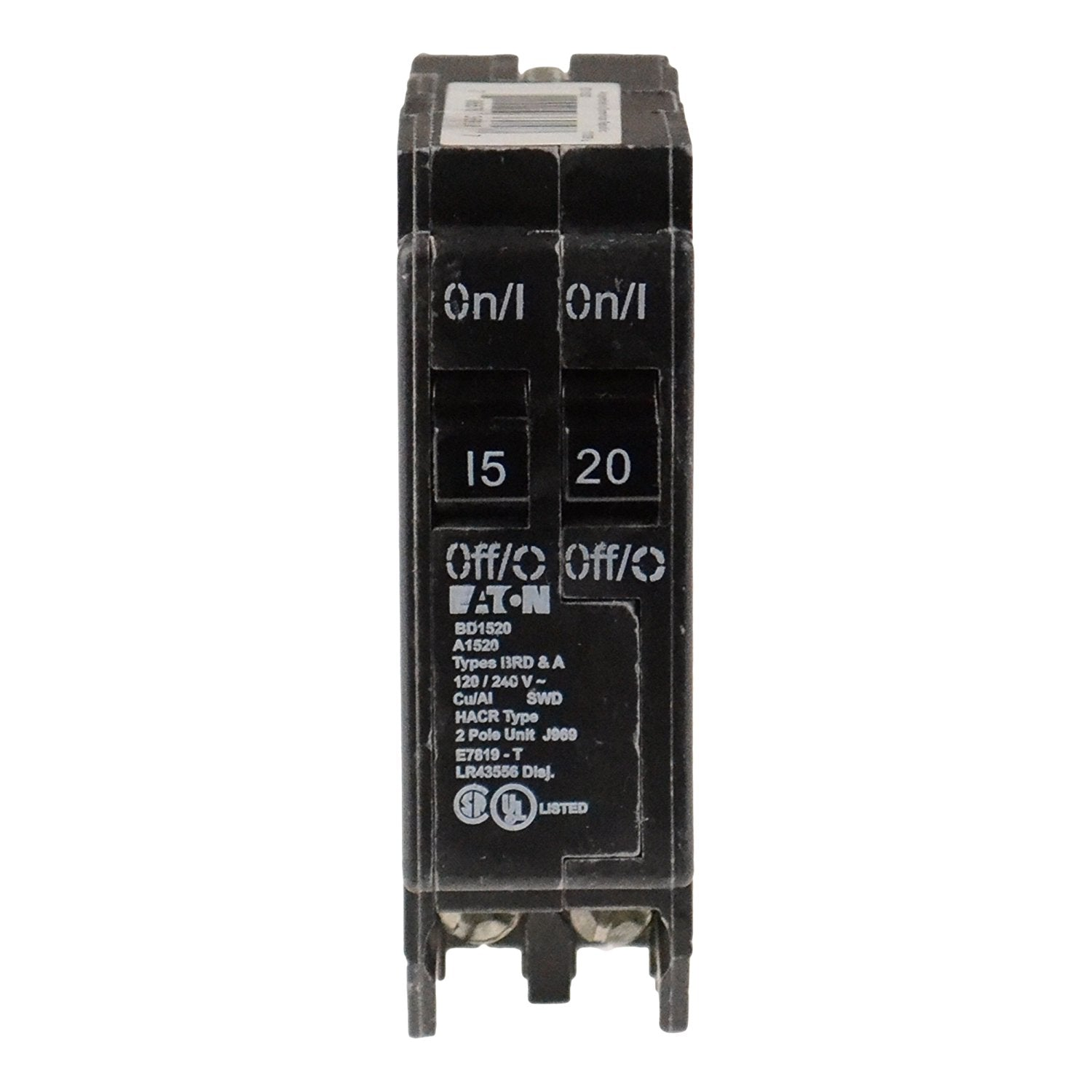 15 20 Amp Circuit Breaker Rv Parts Online Canada