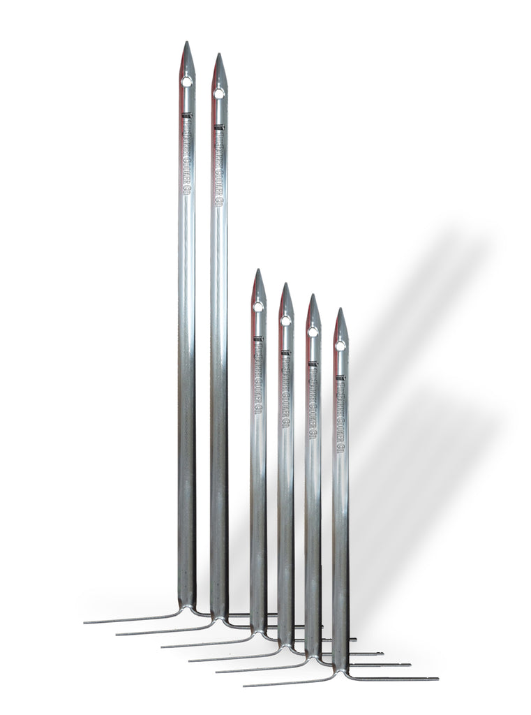 PBC Stainless Steel Skewer Value Pack