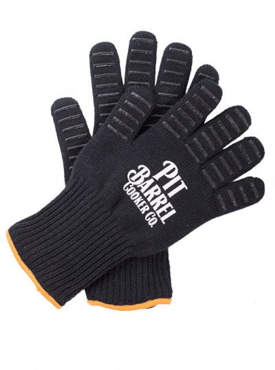 Pit Grips grilling gloves*