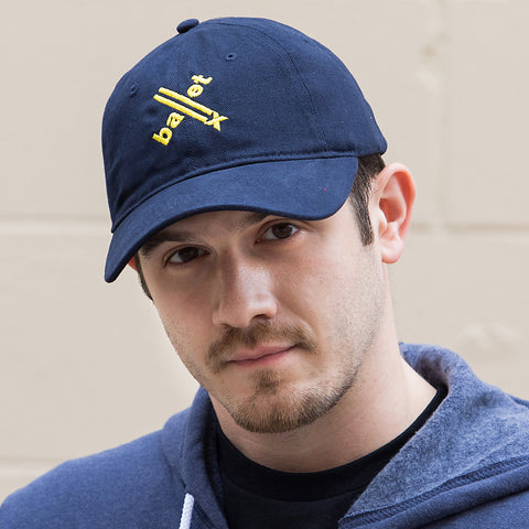 Baseball Hat in Navy