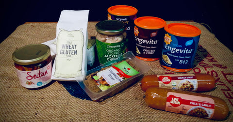 On The Eighth Day Vegan Shopping Guide