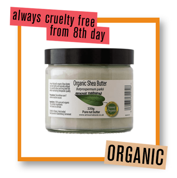 Amour Naturals Refined Organic Shea Butter