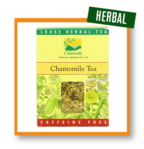 Cotswold Loose Chamomile Tea