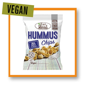 Eat Real Hummus Chips Sea Salted