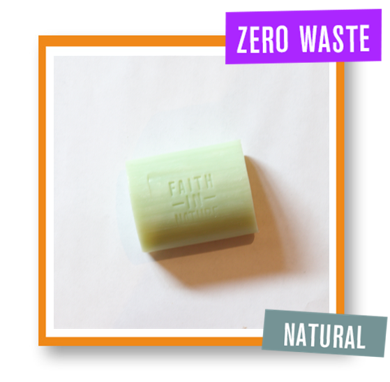 Faith In Nature Aloe Vera Soap Loose