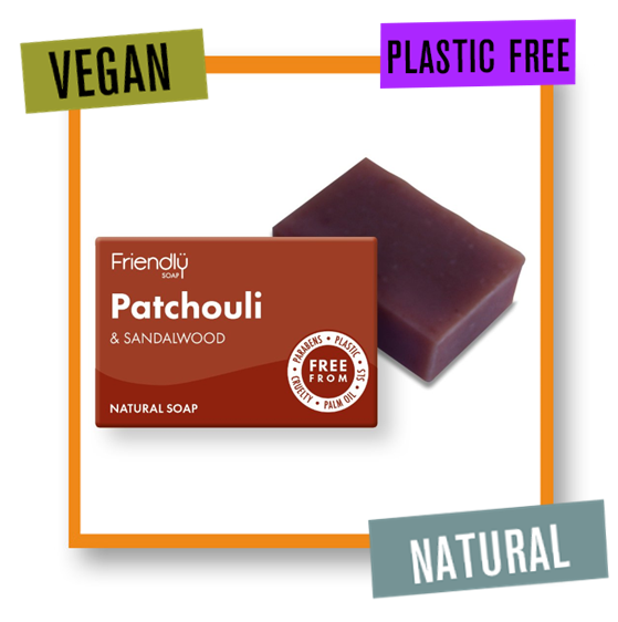 Friendly Soap Patchouli Soap
