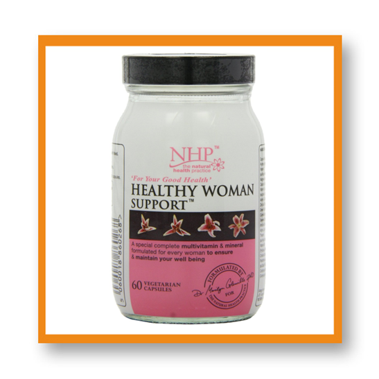 The Natural Health Practice Healthy Woman Support