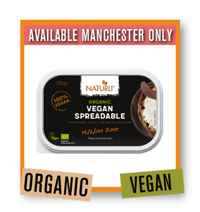 Naturli Organic Vegan Spreadable Butter