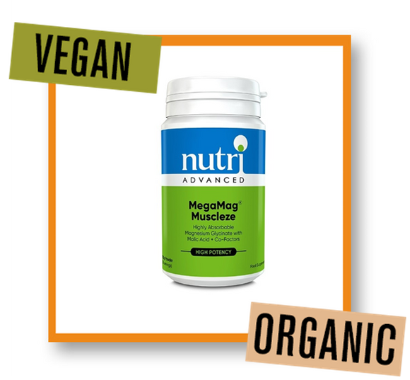 Nutri Advanced MegaMag Muscleze