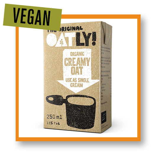 Oatly Organic Oat Cream