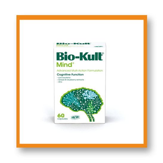 Bio-Kult Mind Cognitive Function Advanced Multi-Action Formulation