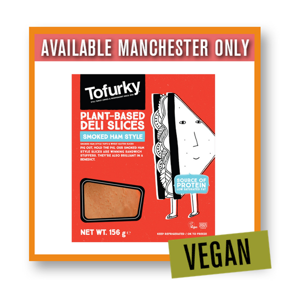 Tofurky Plant-Based Smoked Ham Deli Slices